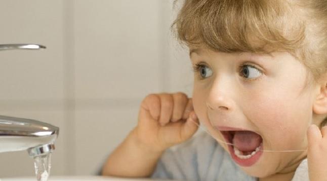 ata dentara copii