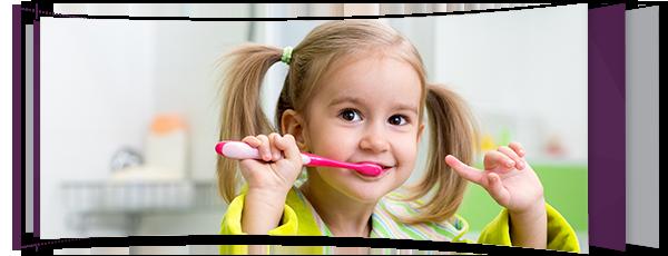 periaj dentar la copii